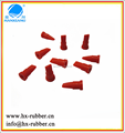 Silicone flatter valve 5mm red small gas duckbill valve