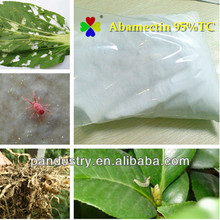 Insecticide, acaricide and Nematicide 95%TC Abamectin