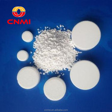 SDIC 60% Granular Tablets Powder Water treatment chemical Sodium Dichloro IsoCyanurate Anhydrous Swimming Pool Spa Chemical