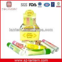 Lantern Brand Bulk Buying cute organic cute cupcake lip balm chap stick
