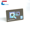 Free Sample ISO14443A 1K Memory PVC Rewritable 13.56MHz RFID Card