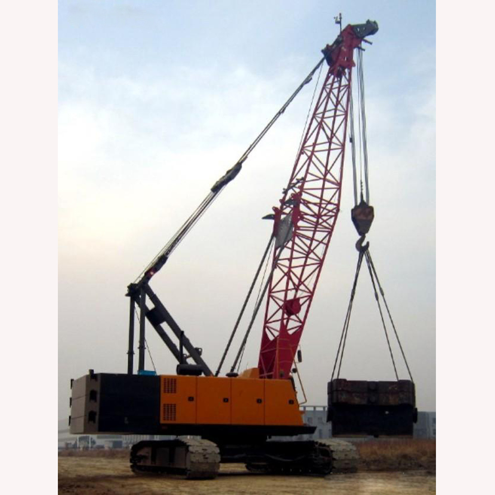 SANY Official Manufacturer SCC550E 55 Ton Hoisting Machinery Hydraulic Crawler Crane