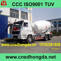 CCC/ISO9001/TUV Certified Hot Selling Concrete Transit Mixer HDT5313GJB (16375) on Sale