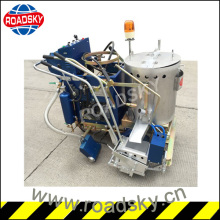Automatic Hot Paint Bump Line Marking Machine For Sale