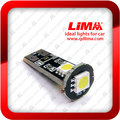 Error Free White T10 canbus w5w 5050 3SMD