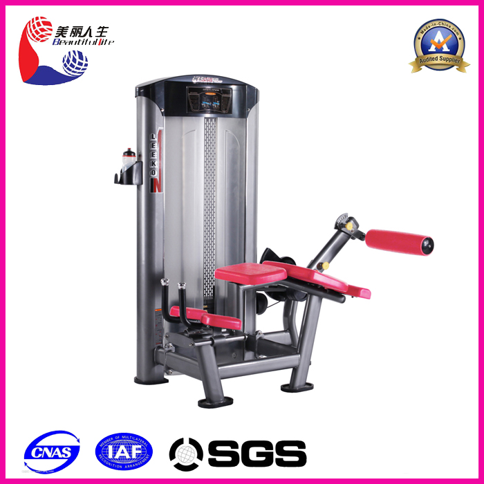 2015 new design prone leg curl machine gym device