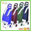 Luggage cart trolley grape Eco friendly shopping cart bags