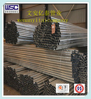 precision steel pipe used for engine conduits