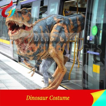 BBC walking dinsoaur costume for sale