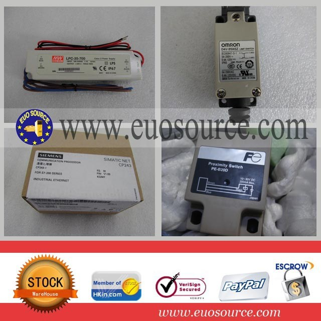 high voltage high frequency power supply E3S-VS1E4