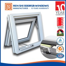 China product easy operate australia standard aluminum awning window for mobile house
