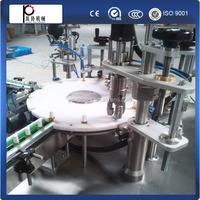 servo motor full automatic wood packaging material nail gel polish bottle filling machine