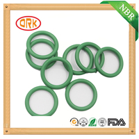 water resistance NBR green o seal ring china supplier