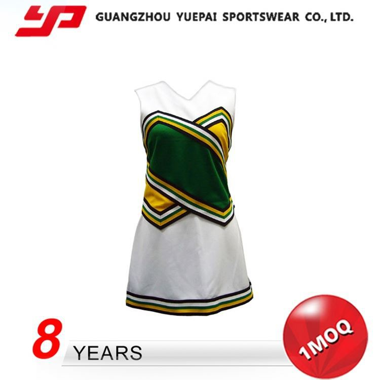 Hot-Selling Good Quality New Design Cheerleader Sex School Girl Costume