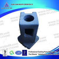 machine CNC part of casting iron