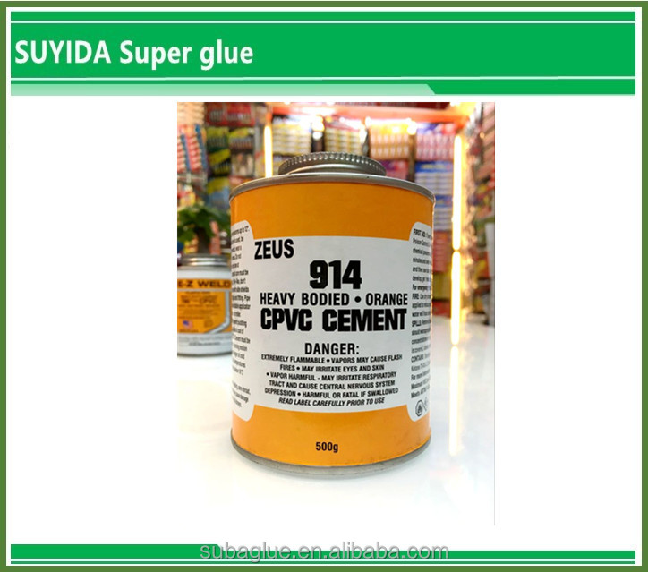 PVC cement cheap cement liquid cement glue