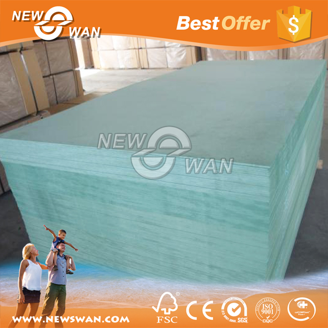 Moisture-proof High Density Fiberboard Price / HDF