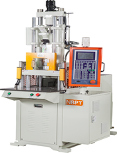 vertical precision plastic injection moulding machine price 45T