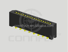 Good sale 1.0mm pitch V/T smt type FPC connector with CE FCC certificated