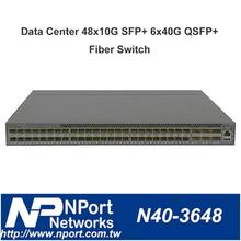 NPort Network best selling products 10g 40g white label ethernet switch