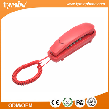 P/T switchable slim phone for home decoration (TM-PA190)