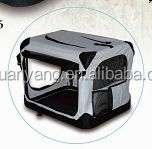 carrying soft dog cage pet carrier cages transport kennel