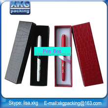 customized direct factory sale cheap price handmade gift jewelry box for pen on sale