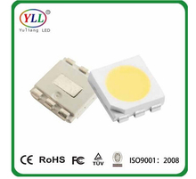 Top PLCC-6 Led SMD 5050 Warm White Diode Low luminous decay