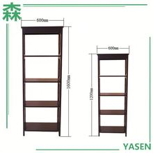 Yasen Houseware Living Room Furniture Partition Cabinet Rack