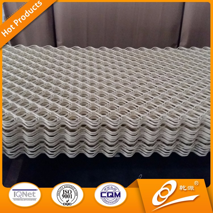 Best price expanded metal mesh drawing/expanded aluminum mesh
