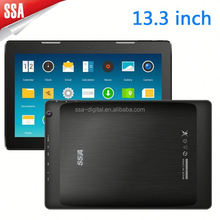 13.3 inch big screen ebook reader tablet pc RK3188 made in china