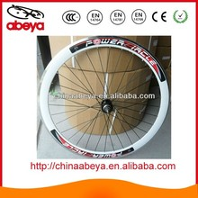 43mm with quando hub alloy wheelsets fixed gear bike wheels 700c