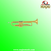 Gold Lacquer Trumpet/Trumpet Horn