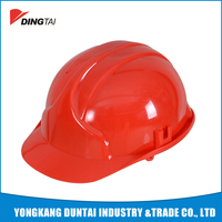 New Design Red Industrial Safety Helmet Price
