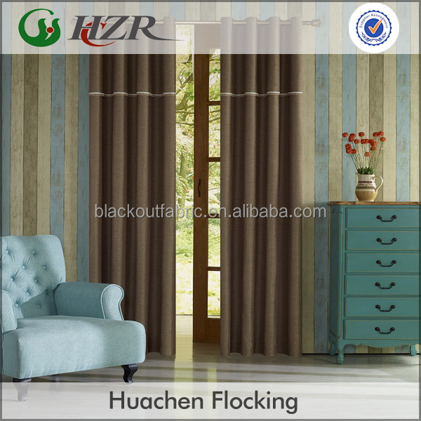 2014 Home textile fabric curtain