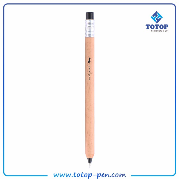 Personalized logo New Fashion Fancy free sample mechanical pencil
