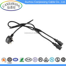 High Quality UK Power Cord for Electric Blanket Longwell Power Cord