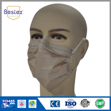 Fashionable Various Color Disposable Face Mask Tie On