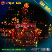 2016 Dragon kiyo electric custom sky chinese lanterns
