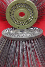 Crimped steel wire Road Sweeper Side Brushes