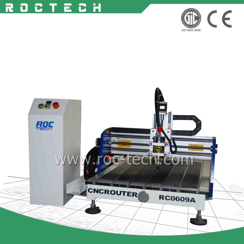 RC0609 Benchtop CNC Mill/DIY CNC Router for Table and Chair