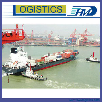 Cheap freight rates consolidation sea shipping agent from china to Kompong Som