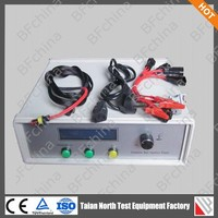 Bosch common rail test bench diesel injector truck diagnostic tool