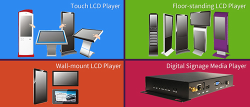 Widely-use management software free digital signage