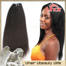 wholesale price 100% peruvian hair yaki straight cheap full and thick remy peruvian virgin hair weave