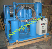 Lubricant Oil fluid conditioning purifier, Lube Oil Decoloring Machine, Recycle waste oil to new standard