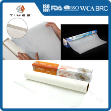 Baking silicone coated parchment paper