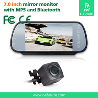 original rearview mirror car monitor with 7 tft lcd special for toyota camry