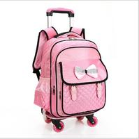 children travel trolley luggage bag with chair