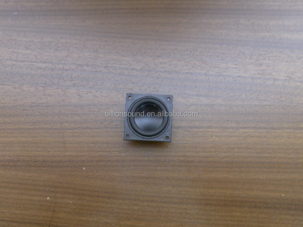34x34mm dynamic small thin speaker driver